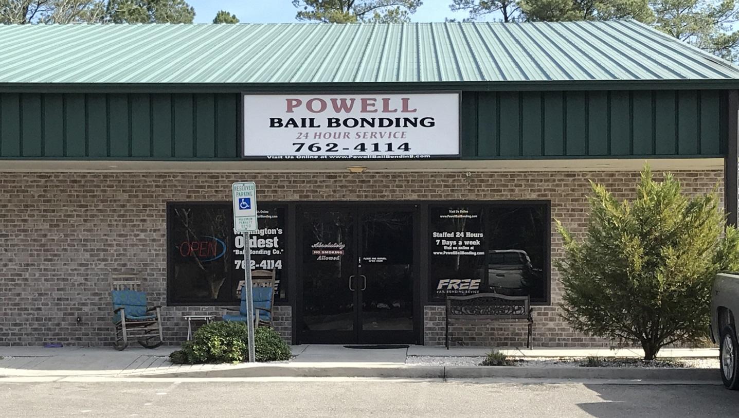 COLUMBUS COUNTY BAIL BONDING - Powell Bail Bonding